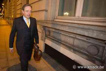 Verwarde man opgepakt in tuin van Bart De Wever