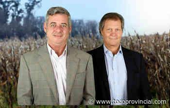 Pino, el candidato que disputará las elecciones en la Sociedad Rural lanzó su plataforma de campaña - Todo Provincial