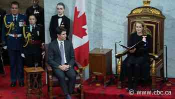 Trudeau government refuses to support Gov. Gen. Julie Payette while under scrutiny