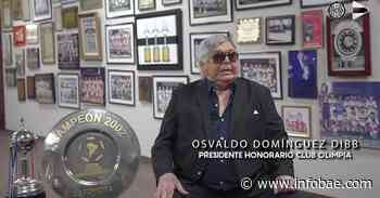 El 'Tigre' del fútbol paraguayo cumple 80 años con libro de memorias - infobae