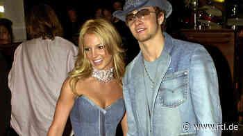 Britney Spears erinnert mit lustigem Foto an Beziehung zu Justin Timberlake - RTL Online
