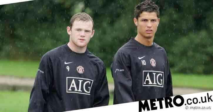 Cristiano Ronaldo  had deal in place to quit Man Utd after Wayne Rooney row