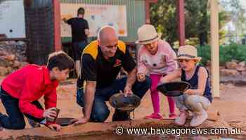 Take a holiday and explore Kalgoorlie and Hannans North tourist mine - Have a Go News