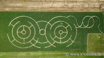 Maisfeldlabyrinth Oderding - Kreisbote