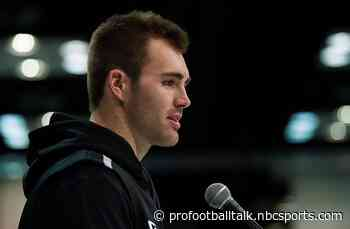 Jake Fromm on racist texts: That's not indicative of who I am