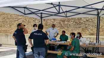 Coronavirus, a Roma test alle barriere autostradali: stretta su minivan e pullman dell'Est Europa
