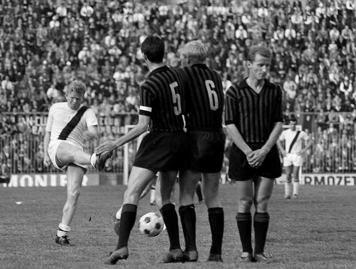 Helmut Haller (Von BC Augsburg zu FC Bologna) – Ein üppiges Handgeld macht die Sache einfacher - Ligalive