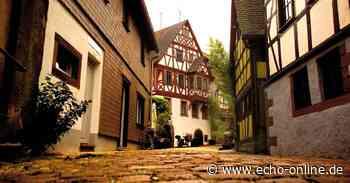 Wieder Stadtführungen in Michelstadt - Echo Online