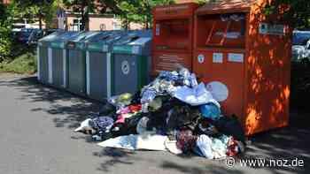 Meppen: Schärfere rechtlichen Sanktionen gegen Müllfrevler - Neue Osnabrücker Zeitung