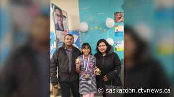 Less screen time, more activities paving the way to success for young Saskatoon 'teacher'