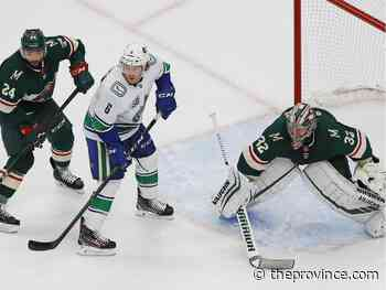 Patrick Johnston: Boeser's gritty net-front presence paying off on Canucks' power play