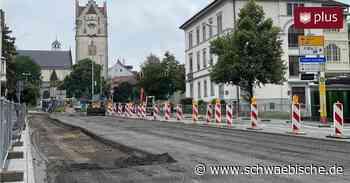 Ravensburg macht Gartenstraße zur Teststrecke für lärmoptimierten Asphalt - Schwäbische
