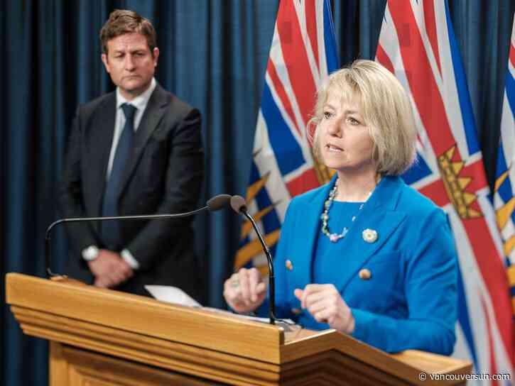 Michael Taylor: B.C.'s back-to-school plan needs a second, more critical look