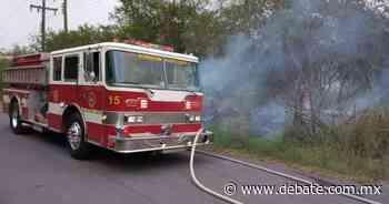 Moviliza incendio en departamento en San Jerónimo, en Monterrey - DEBATE