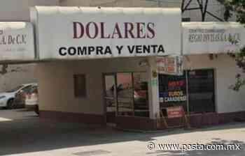 Caen dos por robo millonario en Monterrey; podrían ser policías - POSTA