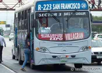 Transporte público en Monterrey, menos unidades y más ineficientes - La Silla Rota