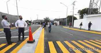 Inaugura Monterrey conexión vial en La Alianza - ABC Noticias MX