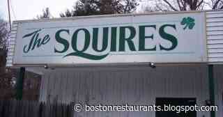 Squires in Hanover Is Closing   Boston Restaurant Talk - Boston Restaurant Talk