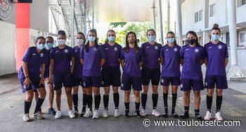 Les recrues violettes présentées ! - Toulouse Football Club