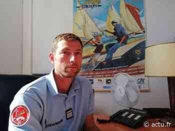 Gendarmerie : Jean-Baptiste Pecceu, nouveau commandant de la compagnie de Vannes - actu.fr