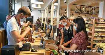 À Vannes, belle affluence pour l'ouverture de la Biocoop du centre-ville - Le Télégramme