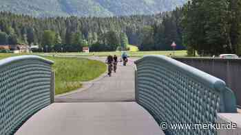 Für Fahrradweg in Jachenau soll Jachen verlegt werden - Merkur.de