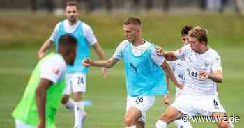 Borussia Mönchengladbach setzt weiter auf Talente - Westdeutsche Zeitung