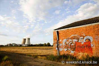 In beeld: op dagtrip naar Doel, het Tsjernobyl van België