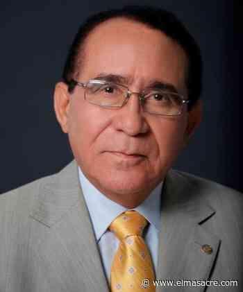 Causa pesar en Dajabón muerte del canciller y rector magnífico de UTESA - El Masacre
