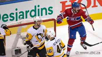 Underdog Canadiens put Penguins on ice, advance to NHL playoffs