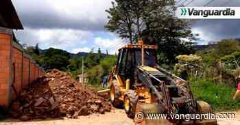 Zapatoca se unió para mitigar el impacto de las lluvias - Vanguardia