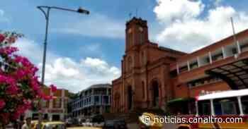 Reabrirán iglesia de San Vicente de Chucurí - Canal TRO