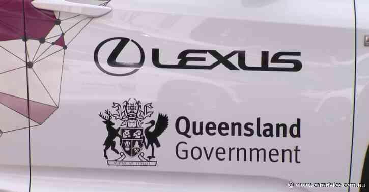 Lexus participates in Ipswich-based connected vehicle program