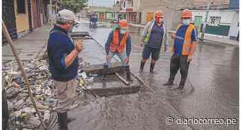Colapso de dren afecta diversos pueblos en Chimbote - Diario Correo