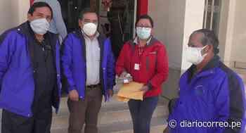 Alcalde de Lircay dona su sueldo para comprar planta de oxígeno - Diario Correo