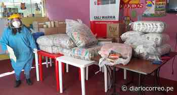 Beneficencia de Huancavelica no dejó de atender a indigentes de la ciudad - Diario Correo