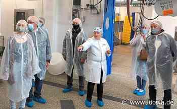 Langenbach: MdL Benno Zierer besucht die Tagwerk-Biometzgerei - idowa
