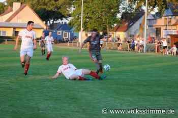 Fußball SSV Gardelegen schießt sich warm - Volksstimme