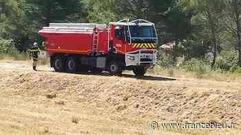 Un incendie détruit plus de 5 hectares près de Mazamet et 25 randonneurs sont mis en sécurité - France Bleu