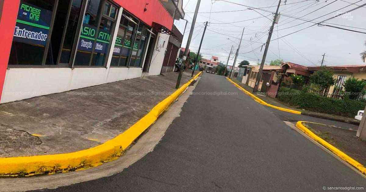 ¡Barrio organizado! Vecinos de Baltazar Quesada tienen calles más despejadas - San Carlos Digital