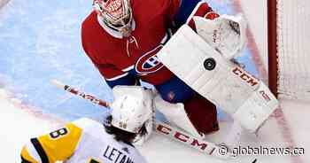 Call of the Wilde: Montreal Canadiens shutout Pittsburgh Penguins to win series