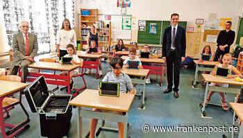 Kulmbach: Tablets auch für Grundschüler - Frankenpost