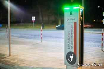 Neues System für Ladesäulen im Landkreis Kulmbach - Zeitung für kommunale Wirtschaft