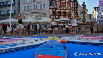 Einkaufen in Reutlingen: Verhaltenes Interesse beim ersten Spätschoppen - SWP