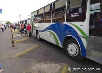 Usuarios del transporte público denuncian aumento del pasaje a 20 mil bolívares - primicia.com.ve