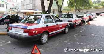Reubica Gobierno de Poza Rica, zonas de ascenso y descenso de pasaje a taxis de Papantla y Cazones - La Opinión