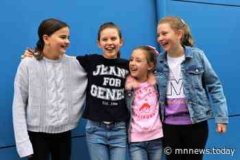 Students at St Therese's don denim to help fund medical research - mnnews.today
