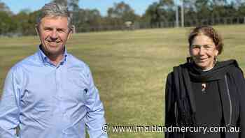 $130K boost for irrigation system at Bolwarra Sports Complex - The Maitland Mercury