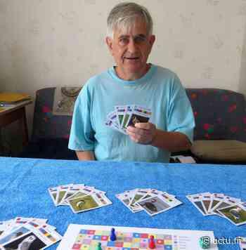 Loire-Atlantique : à Nozay, il crée un jeu de société qui sensibilise à la protection des oiseaux - actu.fr
