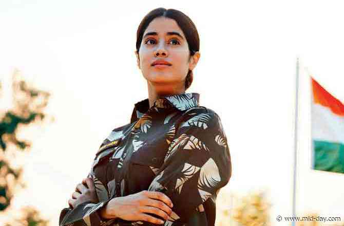 Janhvi Kapoor on Gunjan Saxena: Have to accept makers saw potential in me